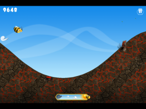 Tiny Bee HD by Nurogames screenshot