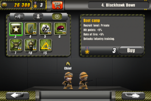 Tiny Troopers by Chillingo Ltd screenshot