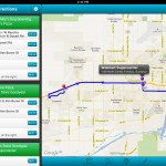 Route version 1.3 (iPad 2) - Directions