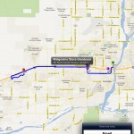 Route version 1.3 (iPad 2) - Export