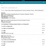 Route version 1.3 (iPad 2) - Email