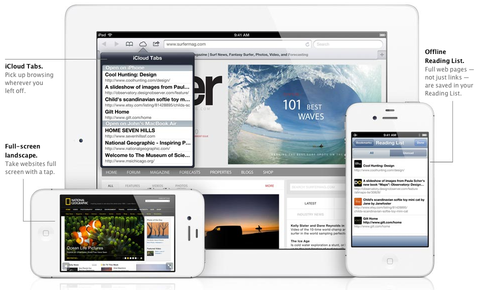 Mobile Safari - iOS 6.0