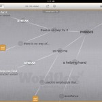 Wordflex Touch Dictionary version 1.1 (iPad 2) - Zoom