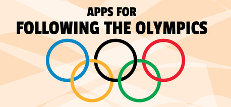 Apps for Olympics