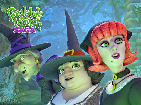 telecharger bubble witch saga gratuit