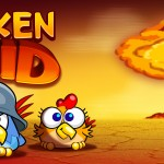 Chicken Raid - Background Art