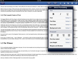 UX Write by UX Productivity Pty Ltd screenshot