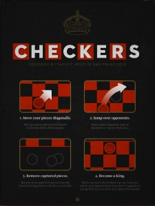 Checkers — 2 players by Pacific Helm LLC screenshot