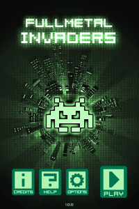 Fullmetal Invaders by Pixgami screenshot