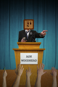 Woodhead by Terrible Games screenshot
