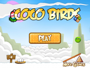 Coco Birds by OakGames screenshot