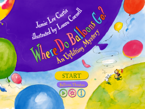 Auryn HD - Where Do Balloons Go? An Uplifting Mystery by Auryn Inc. screenshot