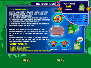 Greedy Monsters by MTI Studio ltda screenshot