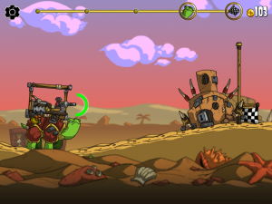 Shellrazer by Slick Entertainment Inc. screenshot