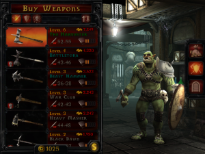 ORC: Vengeance by Chillingo Ltd screenshot