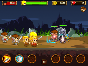 Pocket Army by Pine Entertainment screenshot