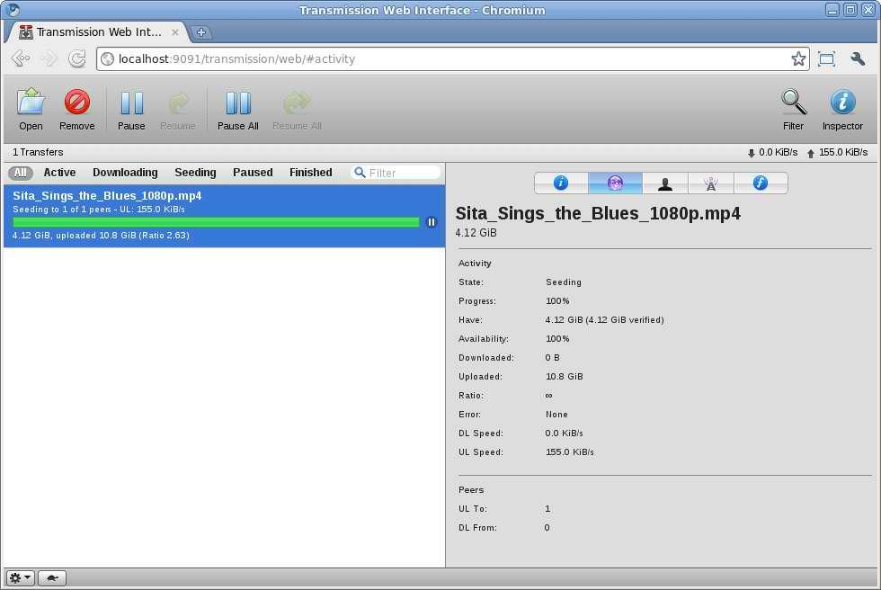 torrent download like transmission