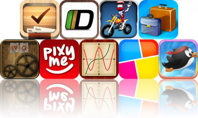 Today's Apps Gone Free: Shopp, Diptic, FMX Riders And More