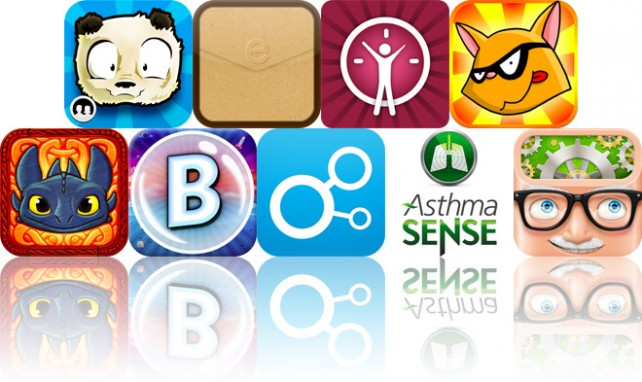 Today's Apps Gone Free: Jewels With Buddies, Envelopes, LifeTicker Pro And More