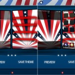 American Wallpaper USA Themes - Preview
