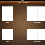 Book Writer version 1.4 (iPad 2) - Layouts