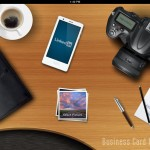 Business Card Reader HD version 2.2 (iPad 2) - Main Menu
