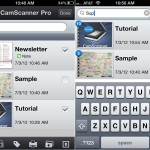 CamScanner Pro version 1.4.0.5 - Edit and Search