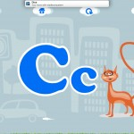 "Cartoon ABC (iPad 2) - Letter ""C"""