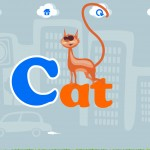 "Cartoon ABC (iPad 2) - ""C"" is for ""Cat"""