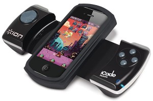 eeb9 icade mobile vert 300x198 Take iOS Gaming To The Next Level With iCade Mobile