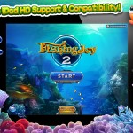 Fishing Joy 2 HD - Retina iPad HD Support and Compatibility