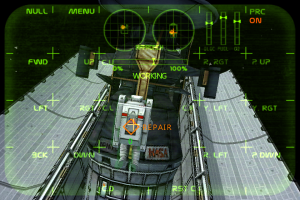 Astronaut Spacewalk by Jorge Hernandez screenshot