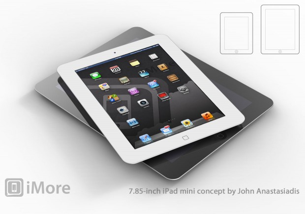 "iPad ""mini"" a iMac s Retina displejem v říjnu?"