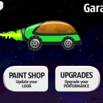 Lunar Racer version 1.1 (iPad 2) - Garage