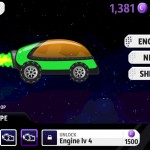 Lunar Racer version 1.1 (iPad 2) - Upgrades