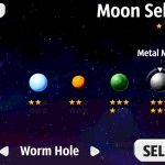 Lunar Racer version 1.1 (iPad 2) - Wormhole