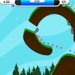 Lunar Racer version 1.1 (iPad 2) - Forest Moon
