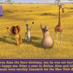 Madagascar 3 Movie Storybook Deluxe - Story