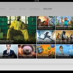 My Xbox Live version 1.6 (iPad 2) - Discover