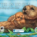 Otter on His Own (iPad 2) - Splash Screen