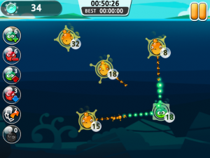 Chlory : The Ocean Guard Episode by PAPAYA Apps screenshot
