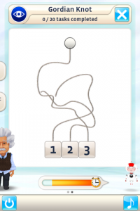 Einstein™ Brain Trainer by BBG Entertainment GmbH screenshot