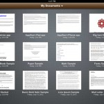 RichText Edit (iPad 2) - FIle Manager