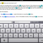 RichText Edit version 1.1 (iPad 2) - Find and Replace