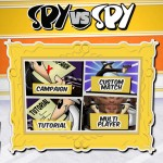 Spy vs Spy (iPad 2) - Main Menu