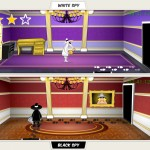 Spy vs Spy (iPad 2) - Campaign (Modern)