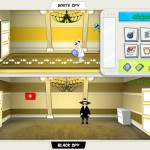 Spy vs Spy (iPad 2) - Trapulator