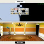 Spy vs Spy (iPad 2) - Map