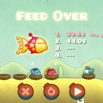 Tiny Wings version 2.0 (iPhone 4) - Flight School (Results)