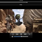 Video Stream version 1.3 (iPad 2) - Playback with Controls (Full Screen)